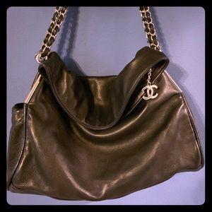 Chanel Large Ultimate Soft Sombrero Shoulder Bag 76a9d54a24ef4